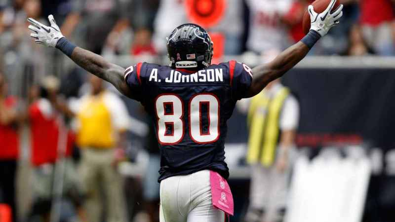 Andre Johnson – Farewell to ANOTHER Texans legend