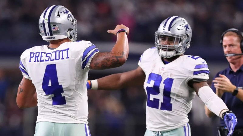 NFL Top 5 Teams Week 17