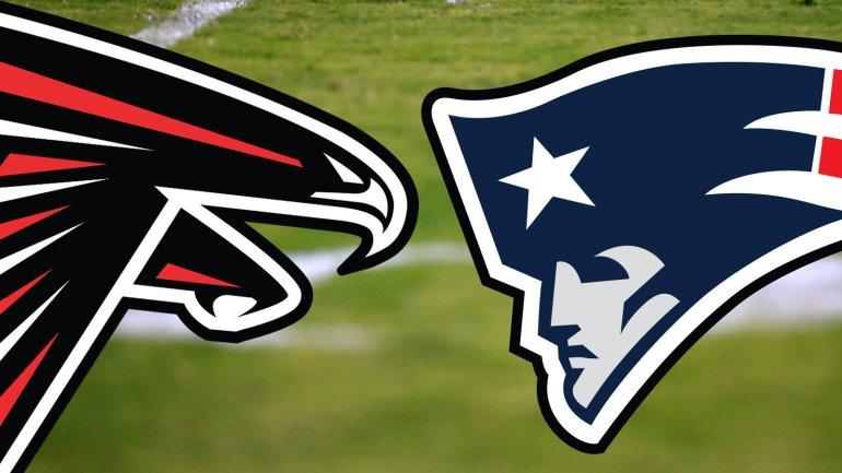 Super Bowl LI Team Line Ups