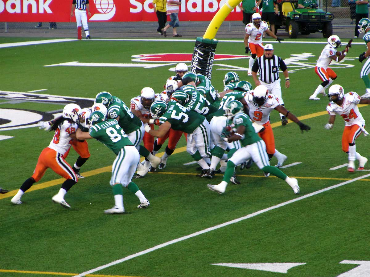 CFL – The little league that can