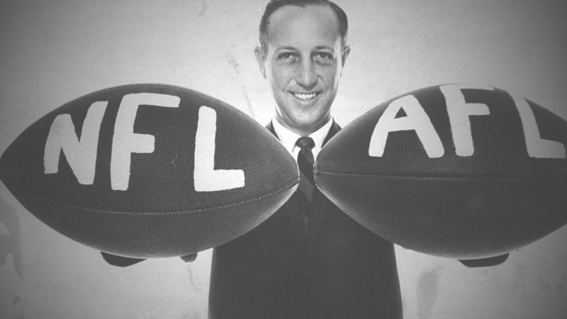 The NFL-AFL Merger 1966