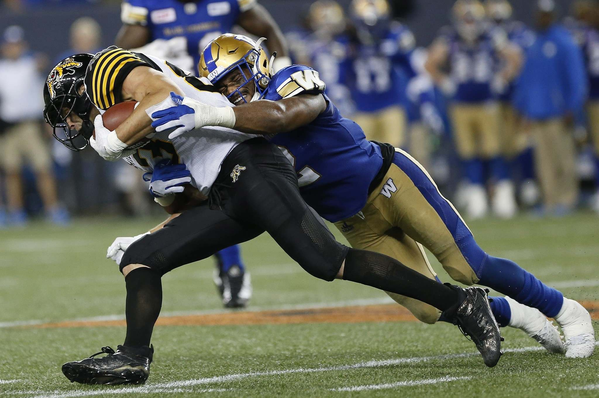 The CFL – a beginners guide for UK american football fans