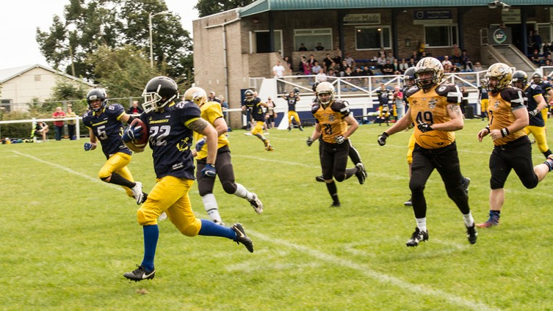 BAFA spotlight falls on Division Two