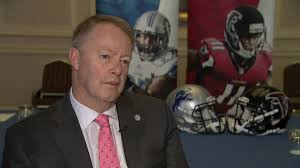 Sky Sports Interview NFLUK Executive Vice President Mark Waller