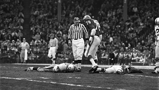 Kansas City Chiefs vs Oakland Raiders Rivalry