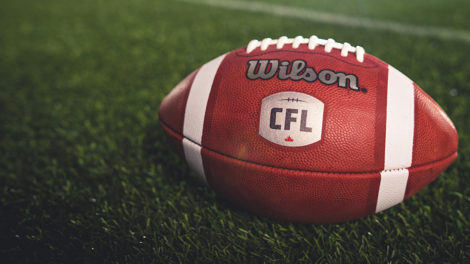 New balls please! The CFL is using a new ball for the 2018 season.