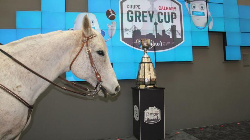 Putting their stamp on it – Calgary will host the Grey cup in 2019