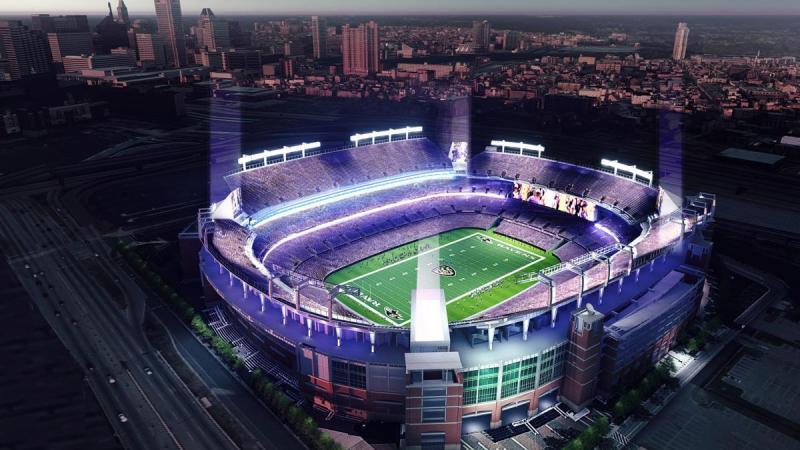 Visiting M&T Bank Stadium