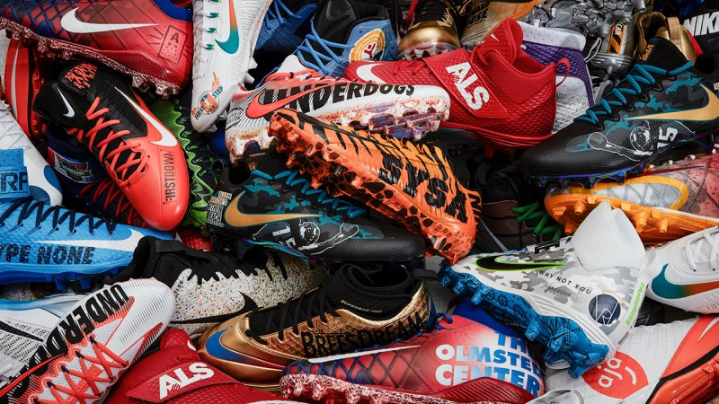 NFL Players Make Meaningful Difference through My Cause My Cleats