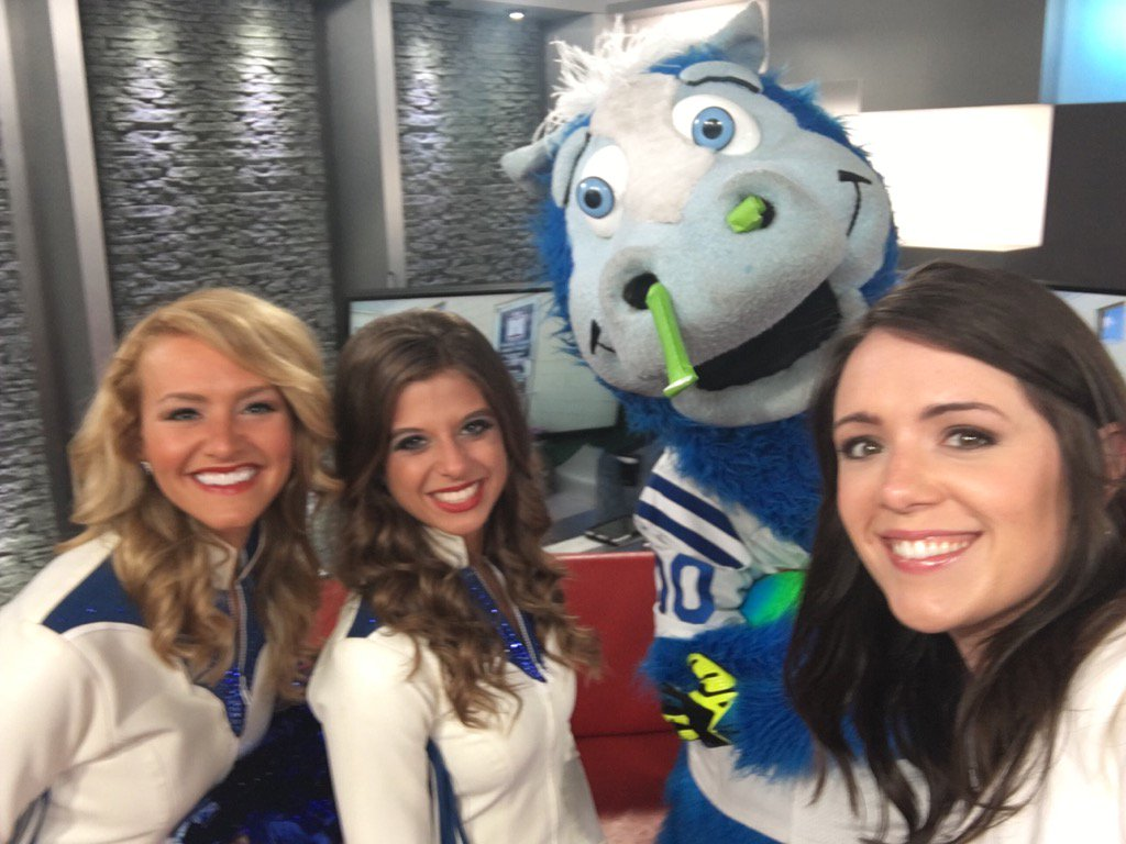 NFLGirlUK meets… Stephanie Pemberton, Vice President of Marketing at the Indianapolis Colts