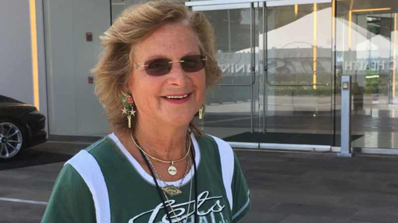 Connie Carberg, the NFL's first female scout