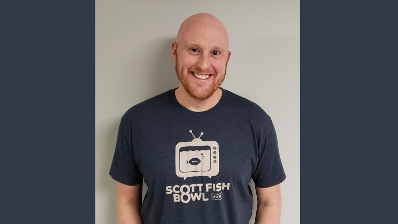Scott Fish, Founder of the Scott Fish Bowl