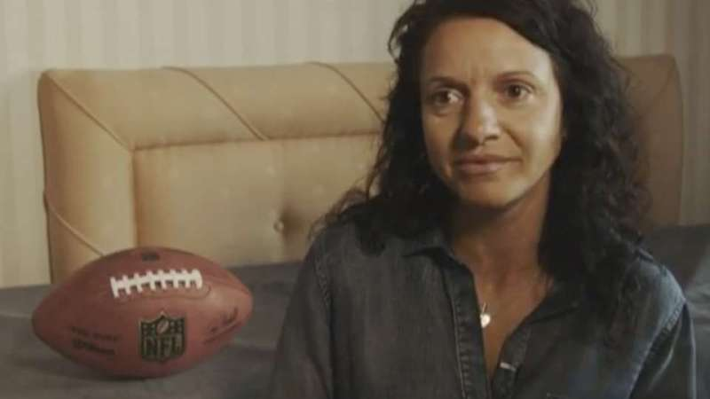 Maria Gigante, Vice President of Events at NFL UK