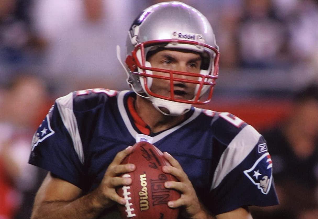 The New England Patriots and Doug Flutie