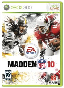 Madden 10 Cover