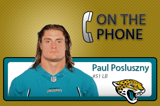 Interview with Paul Posluszny
