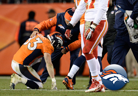 Welker Concussion is Major Headache for NFL
