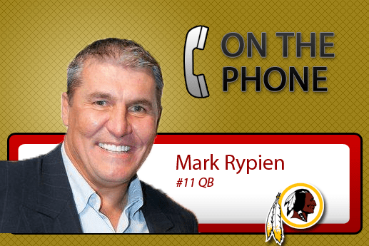 Inteview with Mark Rypien