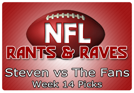 Week 14 Picks