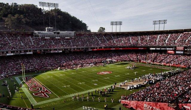 San Francisco 49ers live stream game