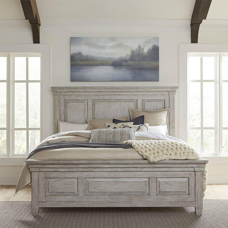 liberty furniture heartland 824 br panel bedroom set california king panel bedroom set 4 pcs in white wood