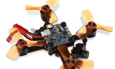 IDEAFLY IF88 le nouveau nano racer brushless d'Ideafly