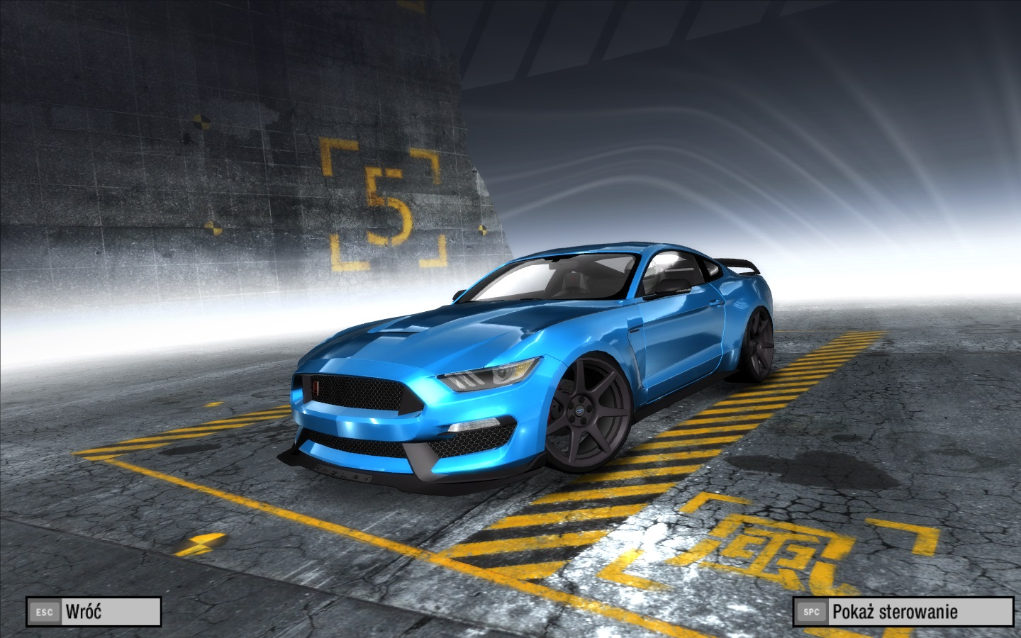 Need For Speed Pro Street Cars By Ford NFSCars