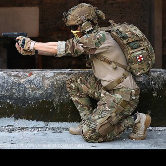 Outdoor Multi-function Tactical Camouflage Uniform