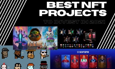 best nft projects