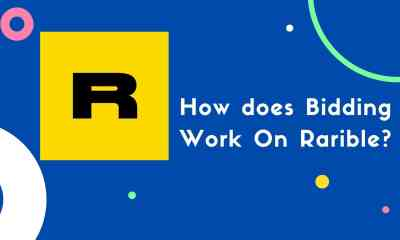 How does Bidding Work On Rarible?