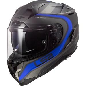 LS2 FF327 Challenger Fusion Blue