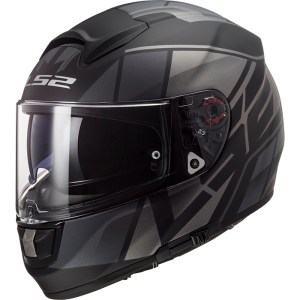 LS2 FF397 Vector Kripton Black