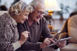 seniors and technology