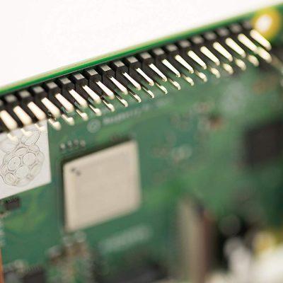 PHOTOMATON Partie 1 Raspberry GPIO 2