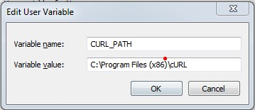 curl_installed_path