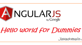 AngularJS Hello world for Dummies featured image
