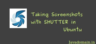 How to take screenshots in Ubuntu 14.04 ?