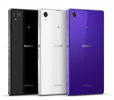 Sony Xperia Z1 Colores