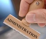 pengertian administrasi