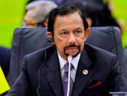 Jadi Korban Fitnah di Instagram, Sultan Brunei Lapor ke Polda Metro Jaya
