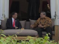 SBY Beri Sinyal Koalisi dengan Jokowi di 2019