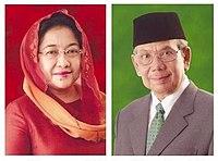 Jokowi-Ma'ruf Dalam Bayang-Bayang Kekalahan Mega-Hasyim