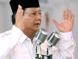 Ketua Tim Pemenangan Pilihan Prabowo
