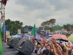 Mengaku Keturunan Prabu Siliwangi, Ma'ruf Ajak Masyarakat Garut Pilih 01