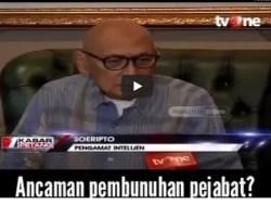 Pengamat Intelijen Soal Target Pembunuhan Wiranto Cs; Polri Jangan Membangun Opini