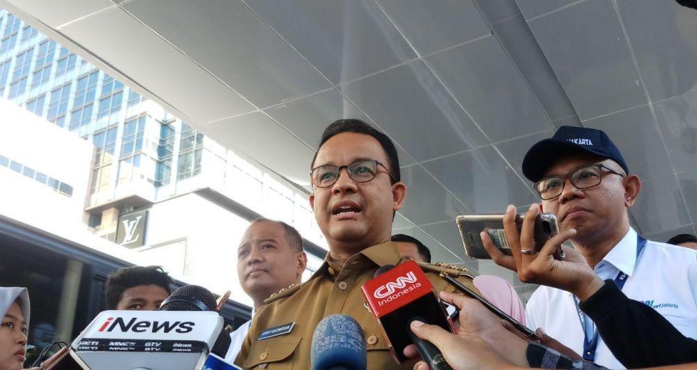 Jika Ibu Kota Pindah, Anies Baswedan Akan Jadikan Gedung Pemerintahan Sebagai RTH