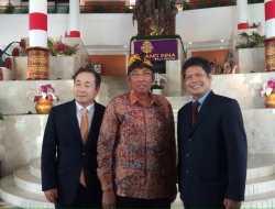 Profesor Jang Youn Cho, Rektor Asing Pertama di Indonesia