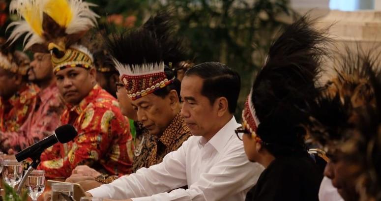 Istana Presiden di Papua