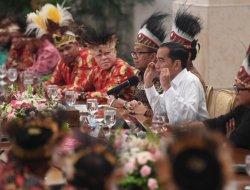 Janji-Janji Jokowi kepada Rakyat Papua: Bangun Istana dan Jadikan Pegawai BUMN