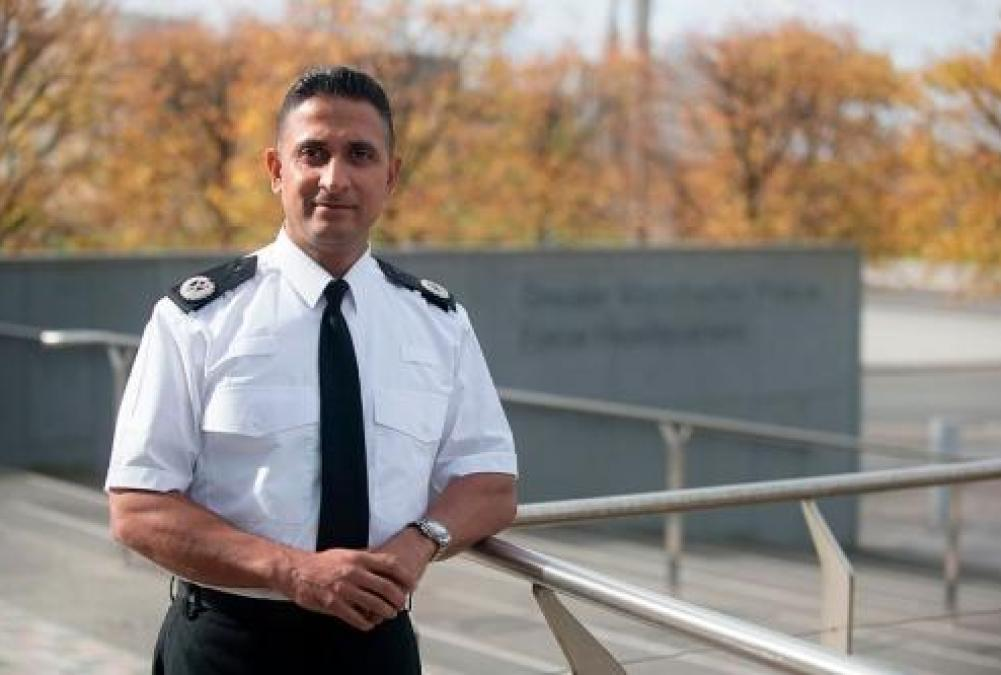 Mabs Hussein, Sosok Polisi Muslim yang Mengungkap Kasus Reynhard Sinaga